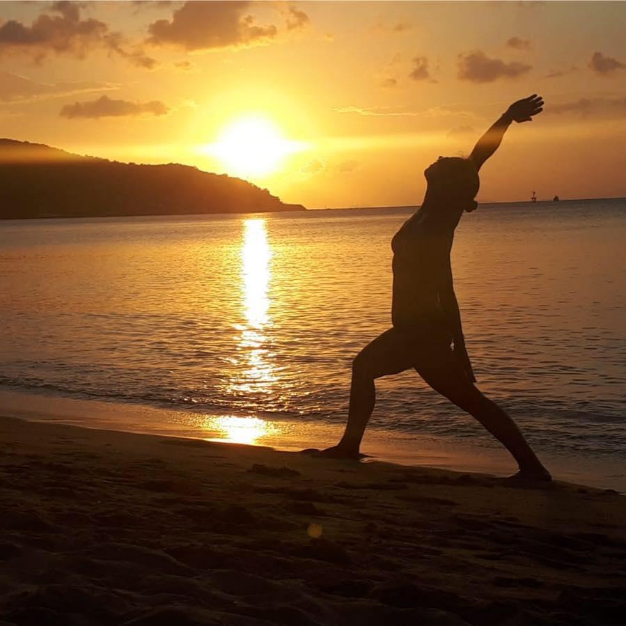 Mindful Hatha Yoga combined with Energy Medicine Yoga